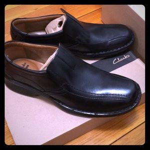 Never Worn Men's Clarks Escalade Step Shoes!